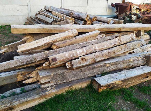 Belki stare belki drewniane różne wymiary i długości