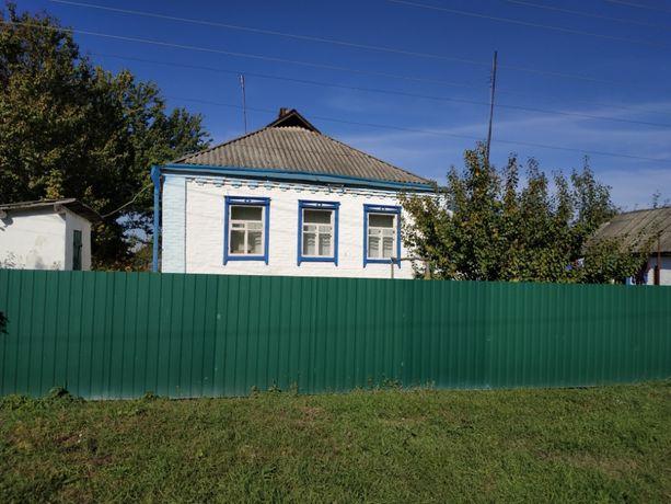 Дом с участком (пгт Згуровка)
