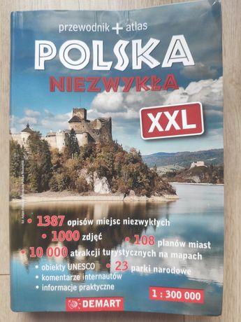 Polska niezwykła XXL. Przewodnik po Polsce