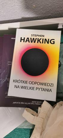 Krótkie odpowiedzi na wielkie pytania Steven Hawking nowa