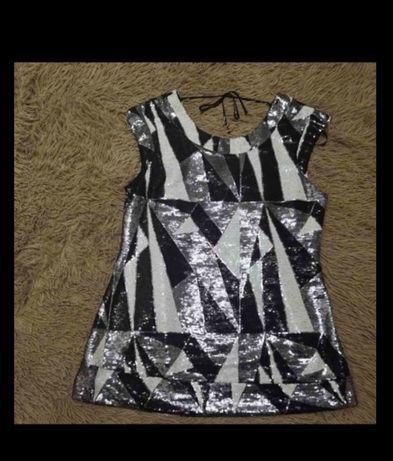 Шикарная блуза Новая