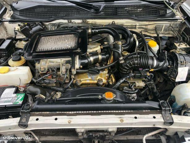 Motor Nissan Patrol Terrano II 3.0Tdi 3.0Di 158cv ZD30 ZD30DDTi Caixa de Velocidades Arranque
