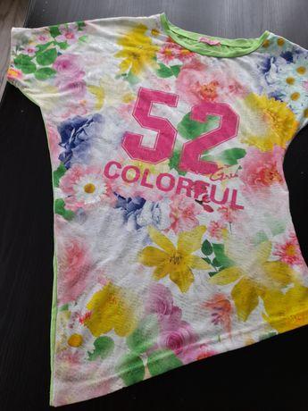 Koszulki dla dziewczyny rozmiar S
