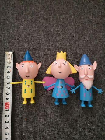 Набор фигурок из мф Маленькое королевство Бена и Холли