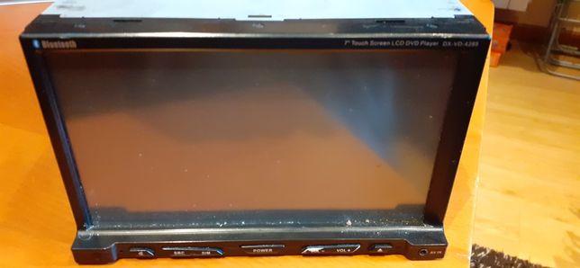 Auto radio dvd 2 DIN touch troco