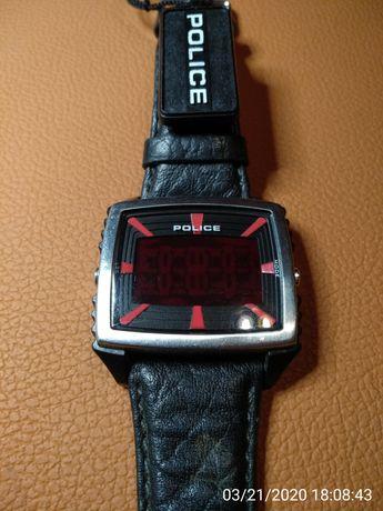 Police Dygital watch