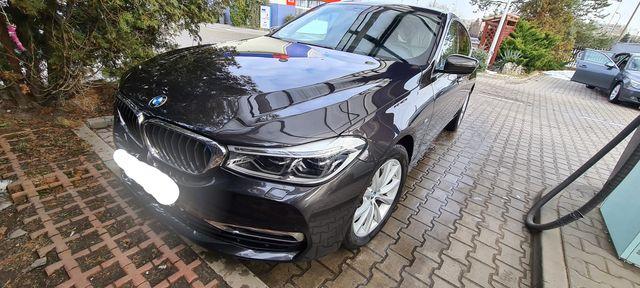 BMW 6GT 630xd luxury listopad 2017