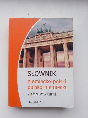 Słownik Polsko-niemiecki, niemiecko-polsko + rozmówki