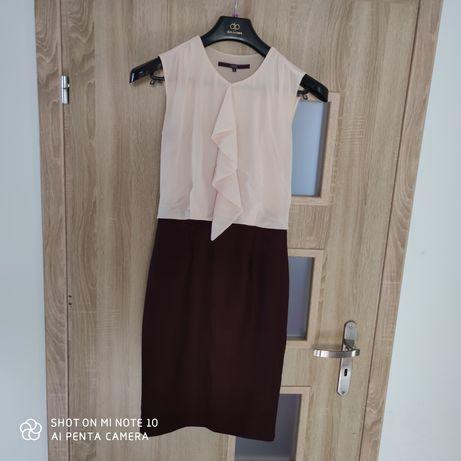 Elegancka sukienka ołówkowa 36