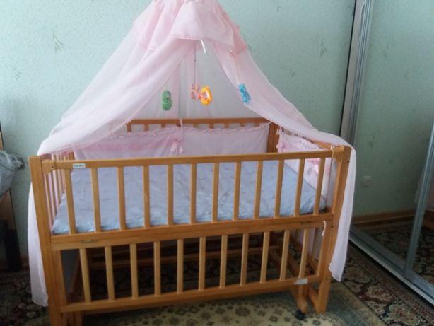 Кровать Geoby Happy dino