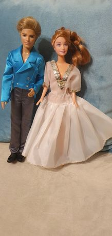Lalki Barbie i Ken