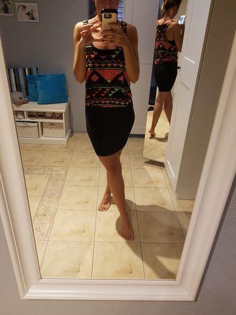 Sukienka czarna mini