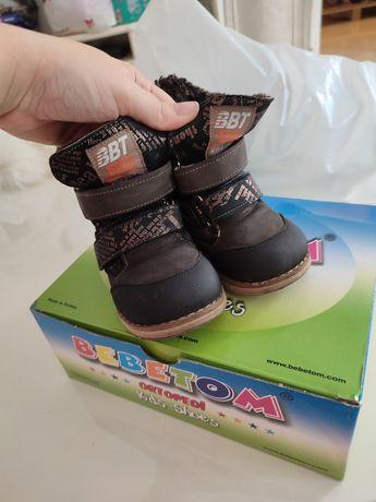 Ботинки зимние Bebetom