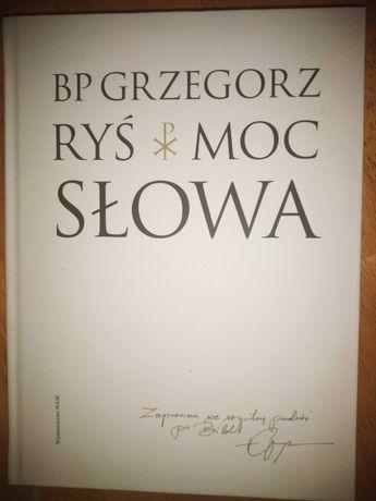 MOC SŁOWA książka, abp. Grzegorz Ryś