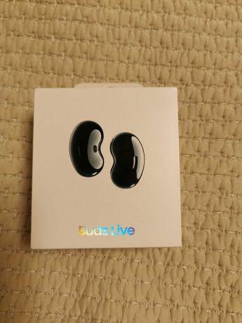 Słuchawki Samsung Galaxy Buds Live Black - Okazja !!!
