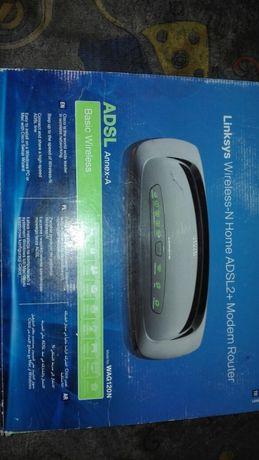 Linksys ADLS 2 modem router