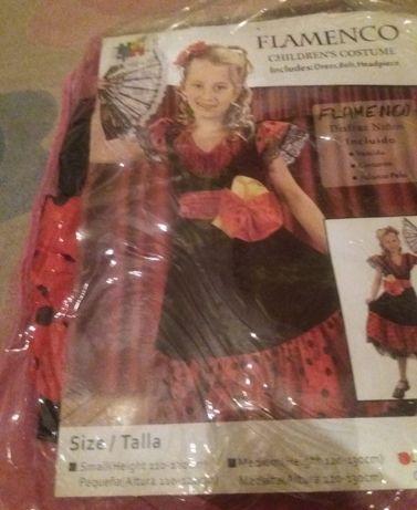 Fato de flamenco