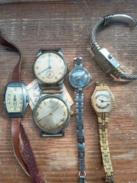 Часы механические, СССР