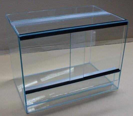 Terrarium 40x25x25 cm 25 litrów