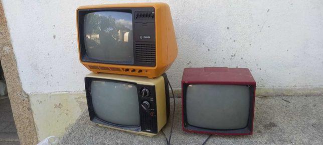 Televisões antigas