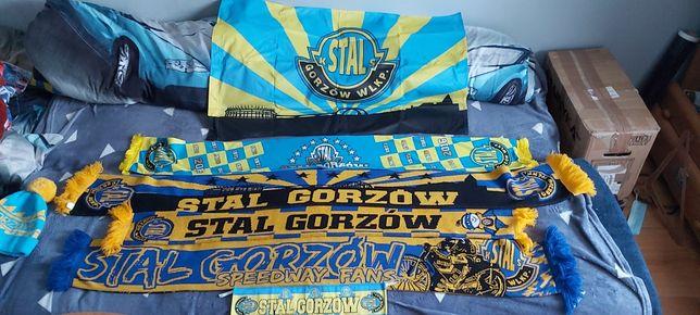 Szaliki Flaga Stal Gorzów