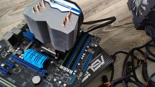 Asus M5A99X EVO R2.0/AMD FX 8350 8 rdzeni/16GB ram/zasilacz 650+
