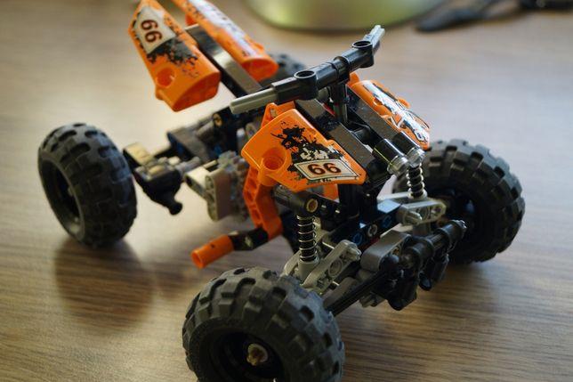 LEGO Technic 9392 - Quad 2w1