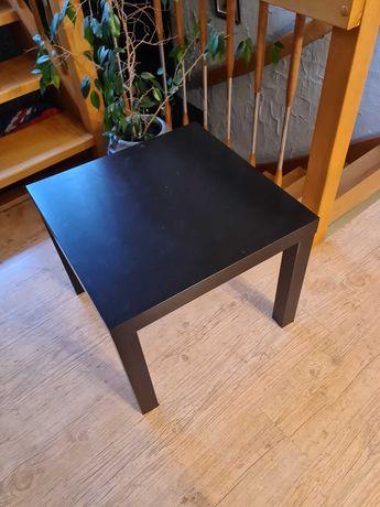 Stolik Ikea czarny