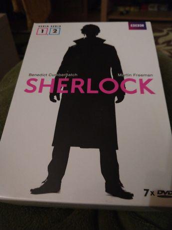Sherlock sezon 1+2 BBC
