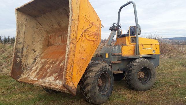 Benford Terex PT 9000 Wozidło Budowlane 9 Ton Dumper