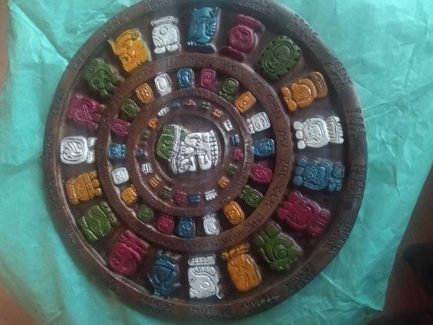 Kolekcjonerski kalendarz Majów