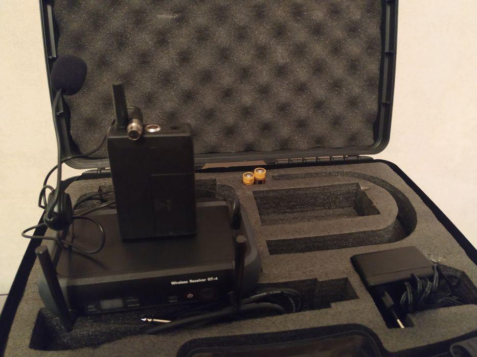 Радиомикрофон (головной, гарнитура) M-Pro GT-4HS Черновцы - изображение 1