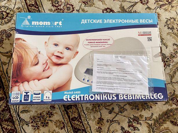 Весы детские Momert 6400