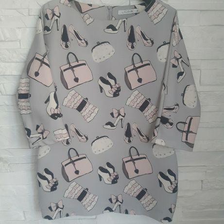 Lalous M bluzka z kieszeniami