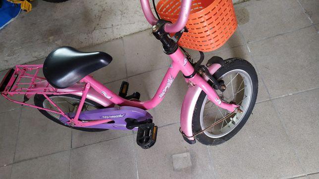 Rower dziecięcy 14'