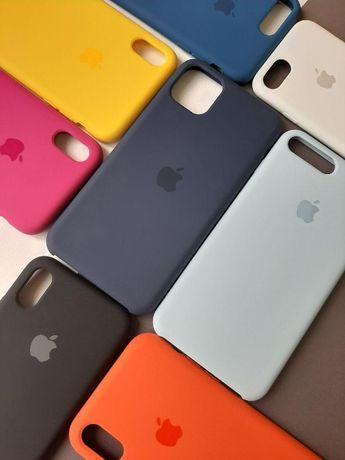 Чехол Apple Silicone Case для iPhone 11/11 Pro/11 Pro Max Original Ори