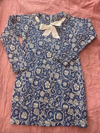 Платье нарядное р.152-158