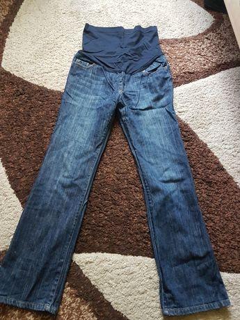 Spodnie_jeansy ciążowe r.8_36