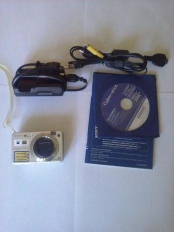 Цифровик SONY DSC W150 8.1Mp объектив Carl Zeiss
