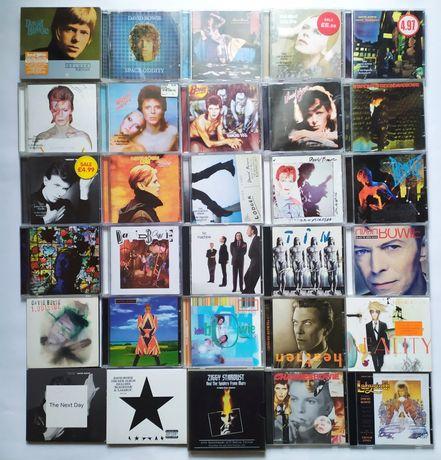 Весь David Bowie 33 Фирменных CD дискография Англия