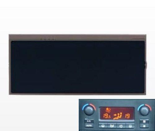 Wyświetlacz panel climatronic klimatronic acc PEUGEOT 207