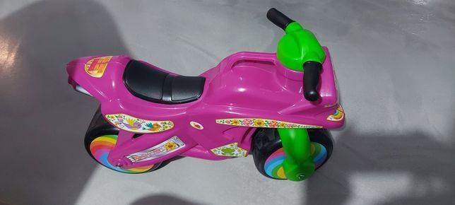 Motor dla Dziewczynki