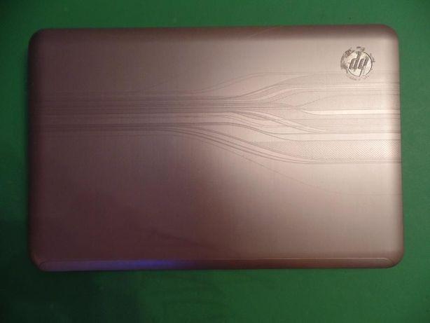 HP DV6-3315EP com ecrã partido