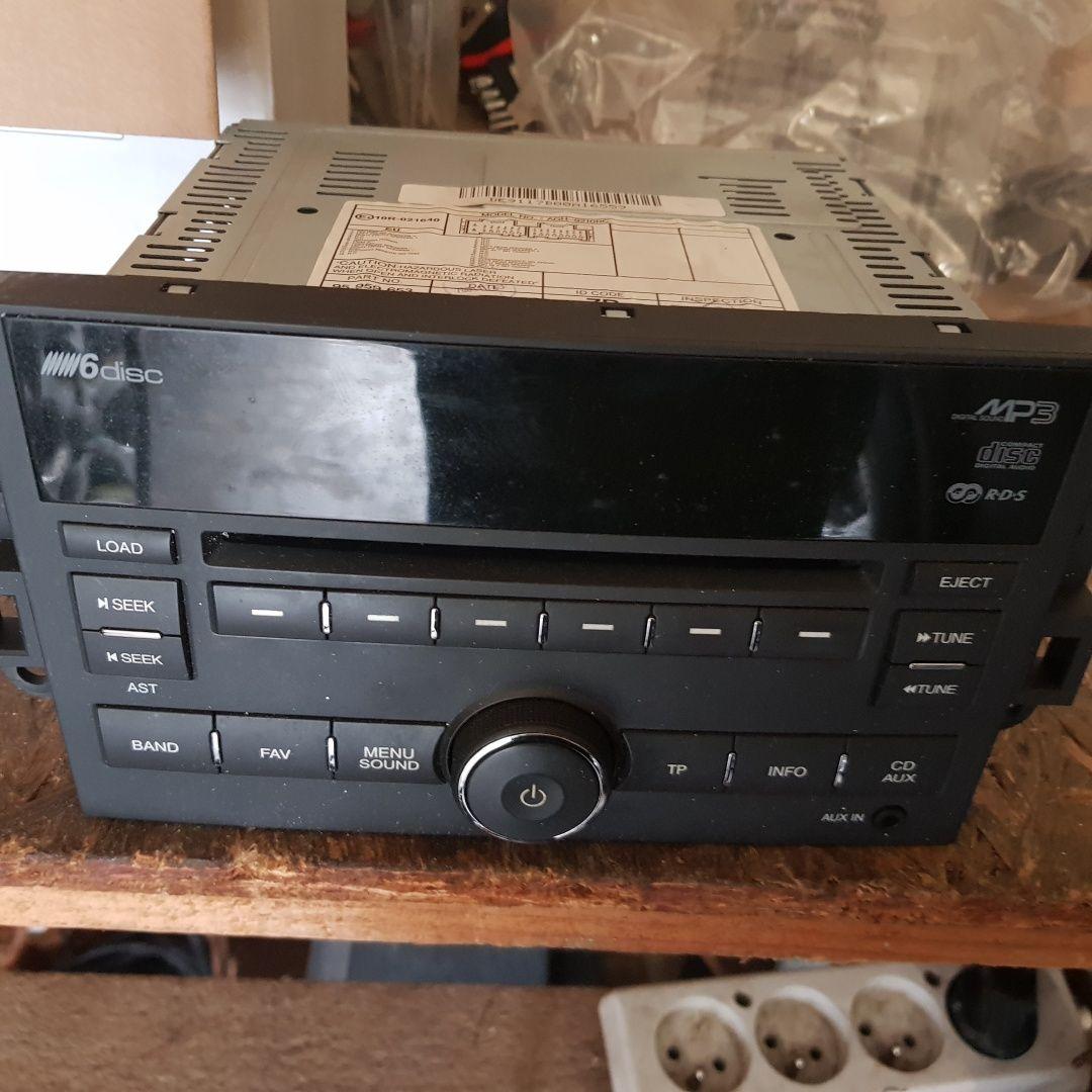 Radio 2 din chevrolet captiwa
