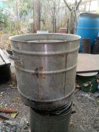 Каструля нержавейка 37 литров