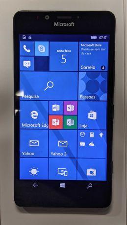 Microsoft Lumia 950, smartphone W10, 32 GB /3 GB, imaculado, na Caixa.