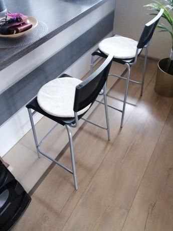 Krzesło stołek barowy 2 szt