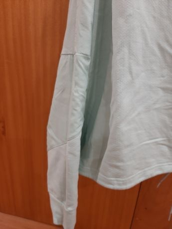 Camisola Puma verde agua