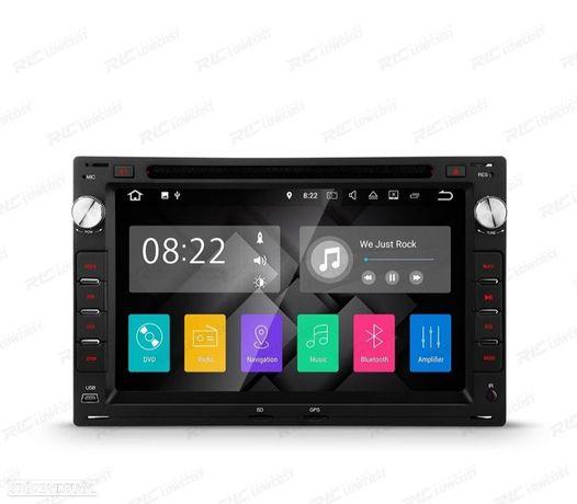 "AUTO RADIO GPS ANDROID 10 VOLKSWAGEN 7"" USB GPS TACTIL HD"