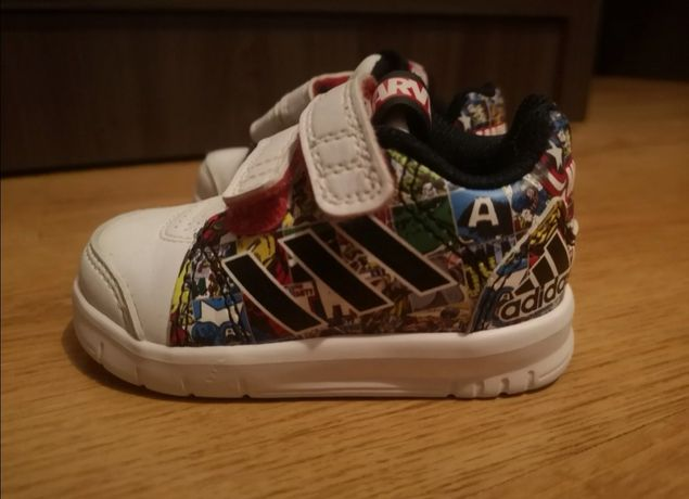 Buciki Adidas Marvel
